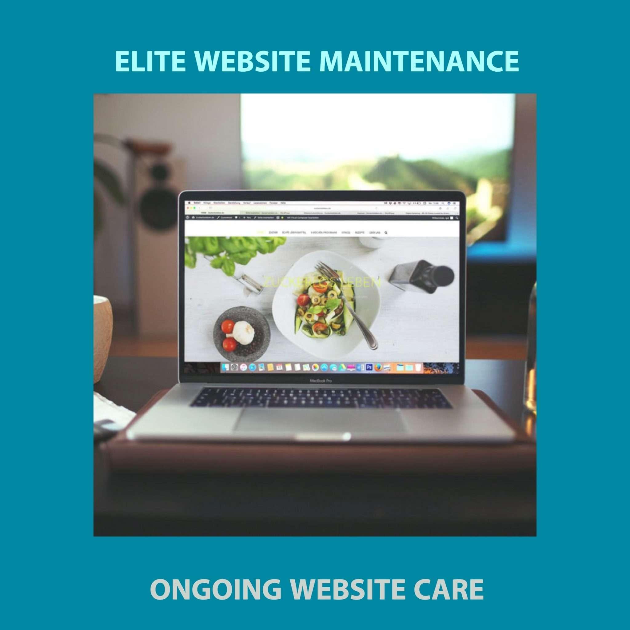 Elite website