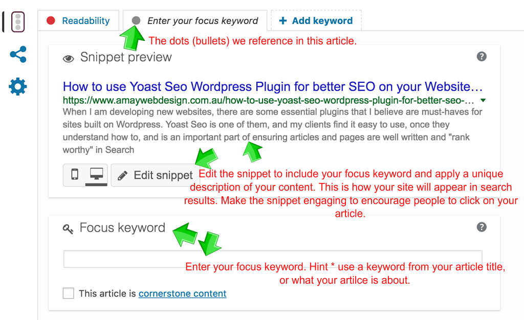 How to use Yoast Seo WordPress Plugin for better SEO on your Website