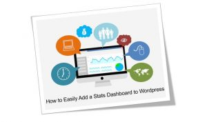 How to add a Google Analytics Stats Dashboard on WordPress 2019