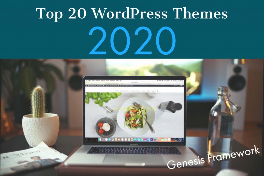 Best Website Templates for WordPress 2020